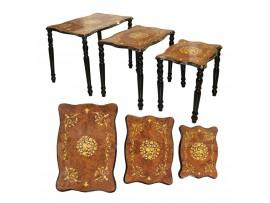 РД-8-221 Набор столиков PCS.6884-1B шт
