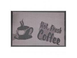 Бр-359/8  Подтарельник  (coffee)