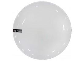 PD005 Тарелка круглая из фарфора №10   25,4 см (тарелки круглые штучные фарфоровые белые)