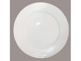 H7690 Тарелка, диам.11 (тарелки круглые штучные фарфоровые белые)