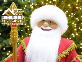 Поступление - Дед Морозы и Снегурочки!