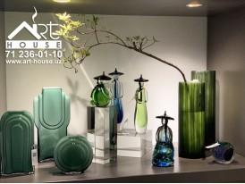 Коллекция ваз и декора из муранского стекла!